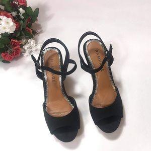 Rampage Wedge Sandals